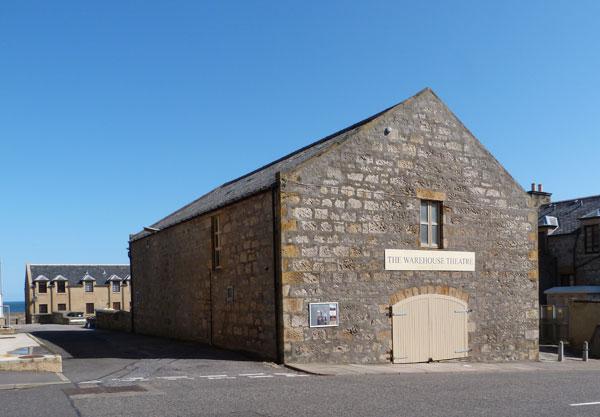 The Warehouse Theatre - Lossiemouth, Moray
